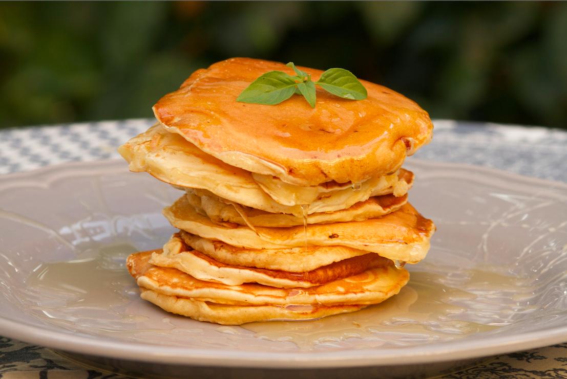Τηγανίτες (Pancakes)