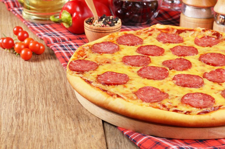 Πίτσα μαργαρίτα
