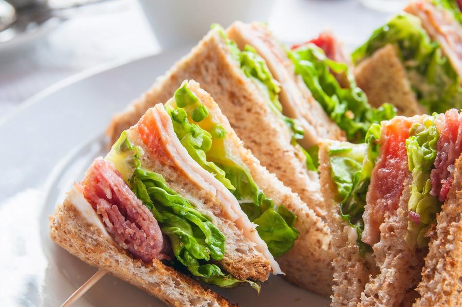 Club sandwich (το πεντάρι)