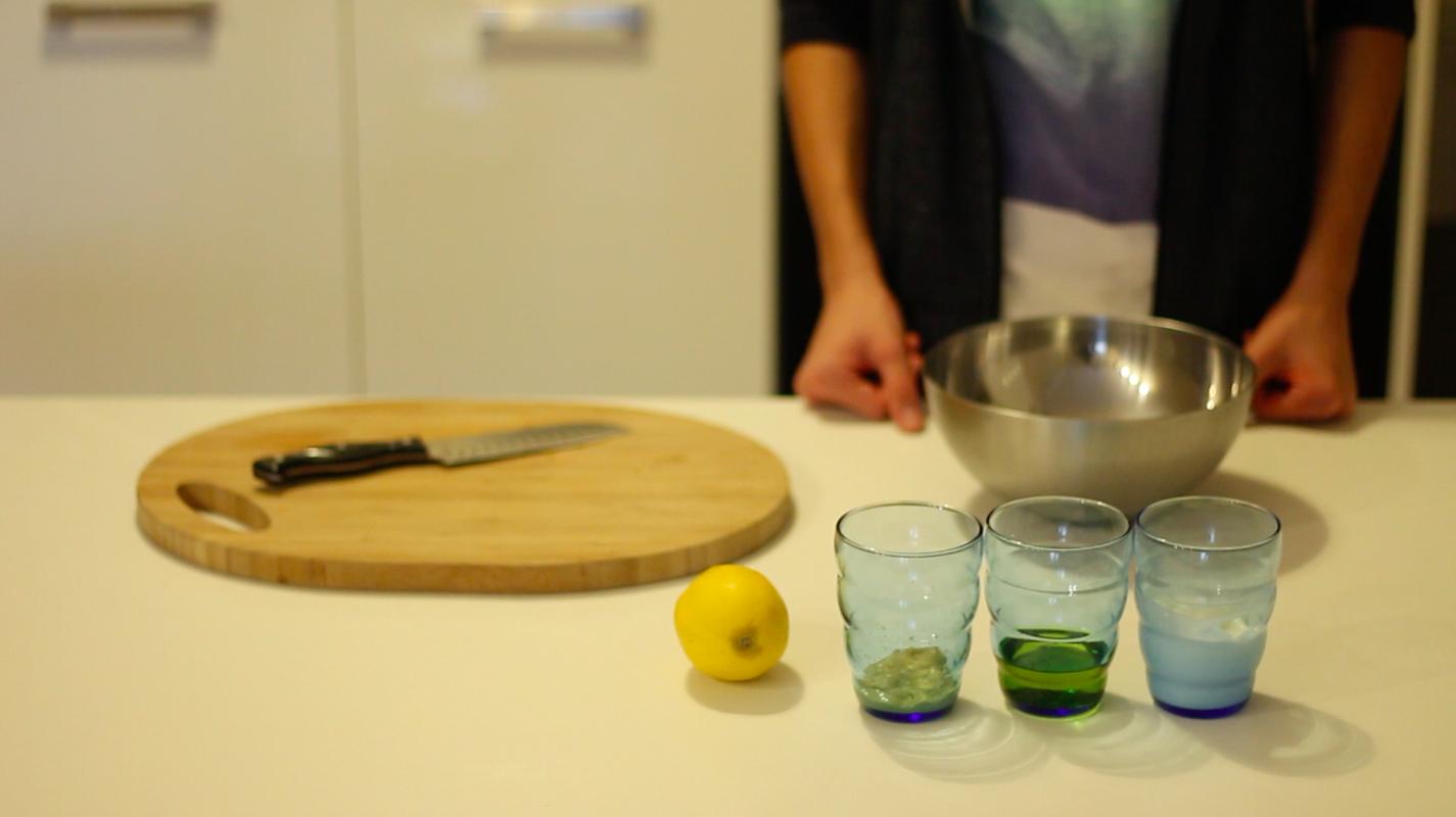 Εύκολη σως γιαουρτιού (βίντεο)