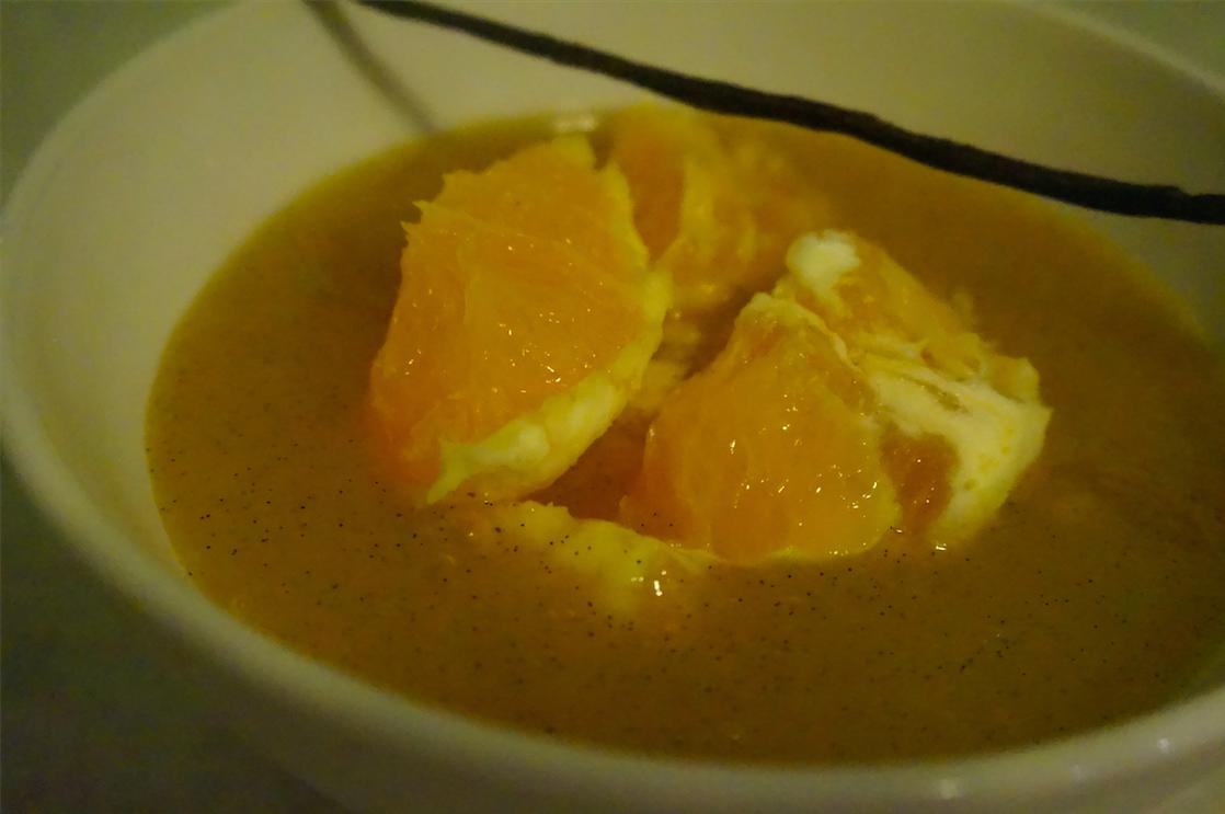 Σάλτσα πορτοκάλι