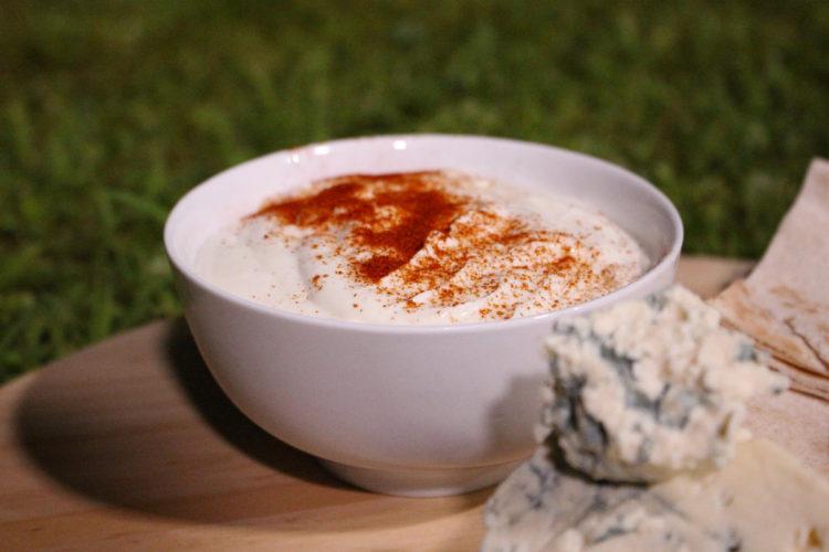 Σάλτσα blue cheese