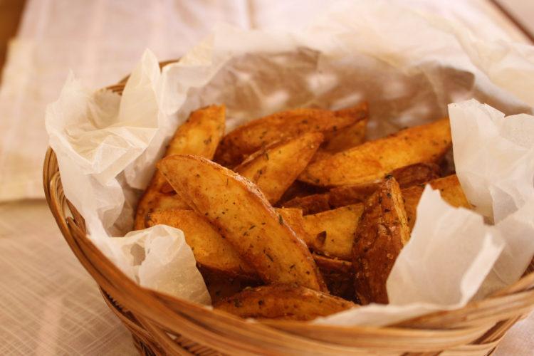 Οι τέλειες τηγανητές πατάτες