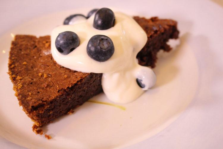 Σοκολατένιο κέικ χωρίς γλουτένη