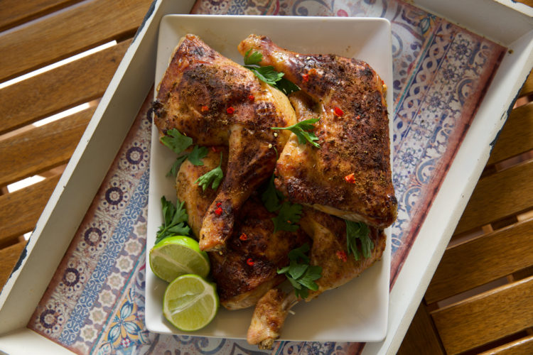 Μαριναρισμένο κοτόπουλο