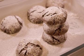 Αφράτα μπισκότα σοκολάτας